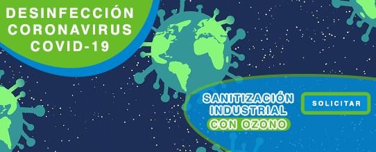 SANITIZACIÓN OZONO