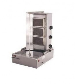 ASADOR VERTICAL SHAWARMA KAS-800-3Q INDUSTRIAL CENTER